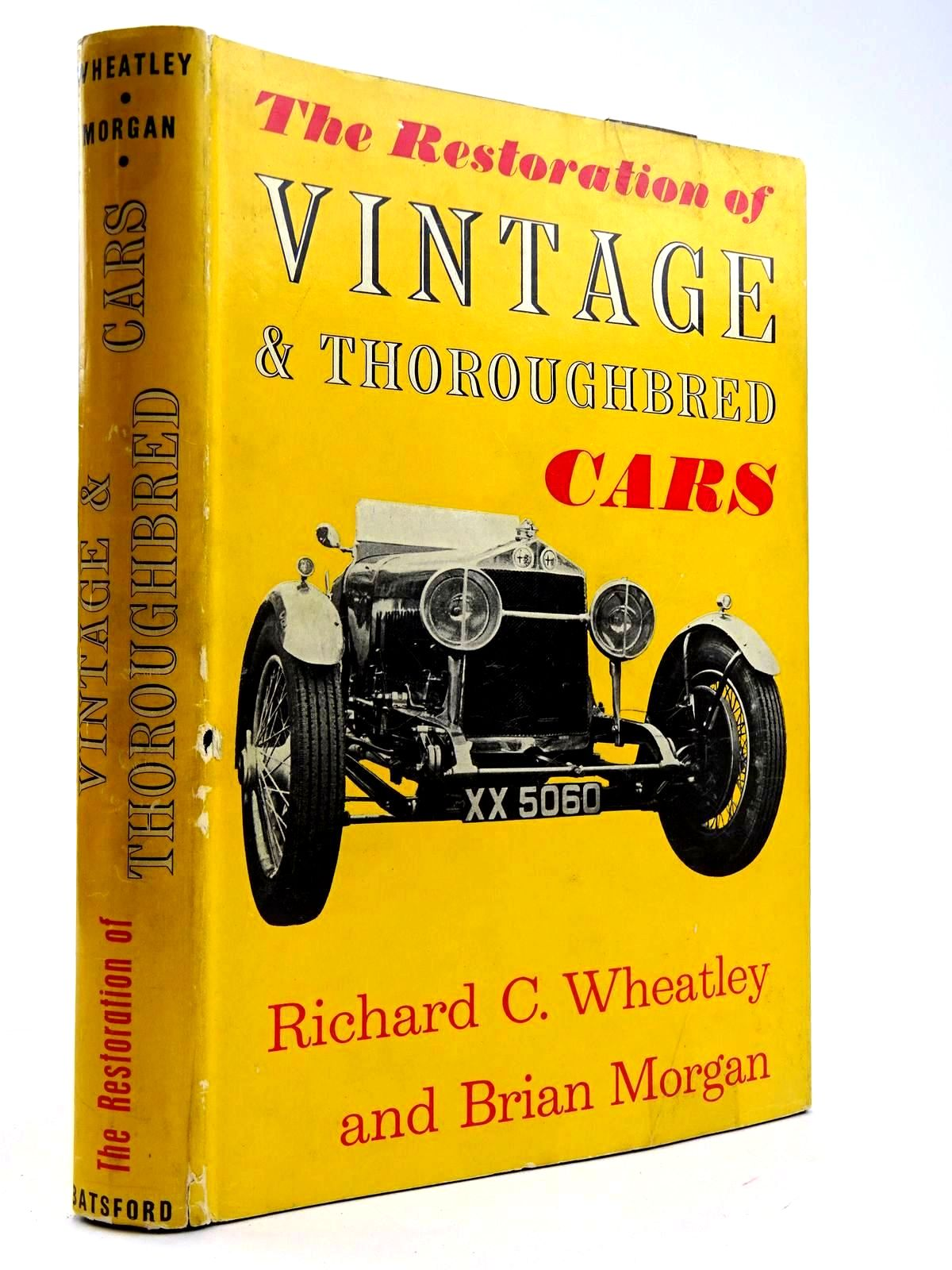 Photo of THE RESTORATION OF VINTAGE AND THOROUGHBRED CARS- Stock Number: 2131758