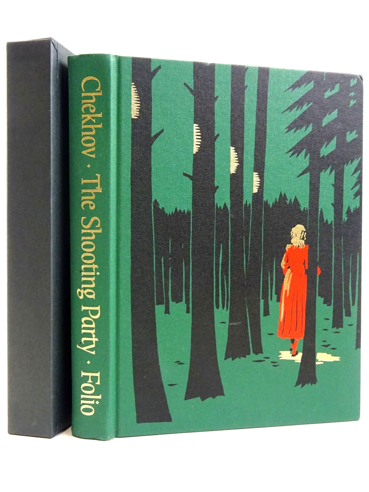 Photo of THE SHOOTING PARTY written by Chekhov, Anton Sutherland, John illustrated by Mosley, Francis published by Folio Society (STOCK CODE: 2131766)  for sale by Stella & Rose's Books