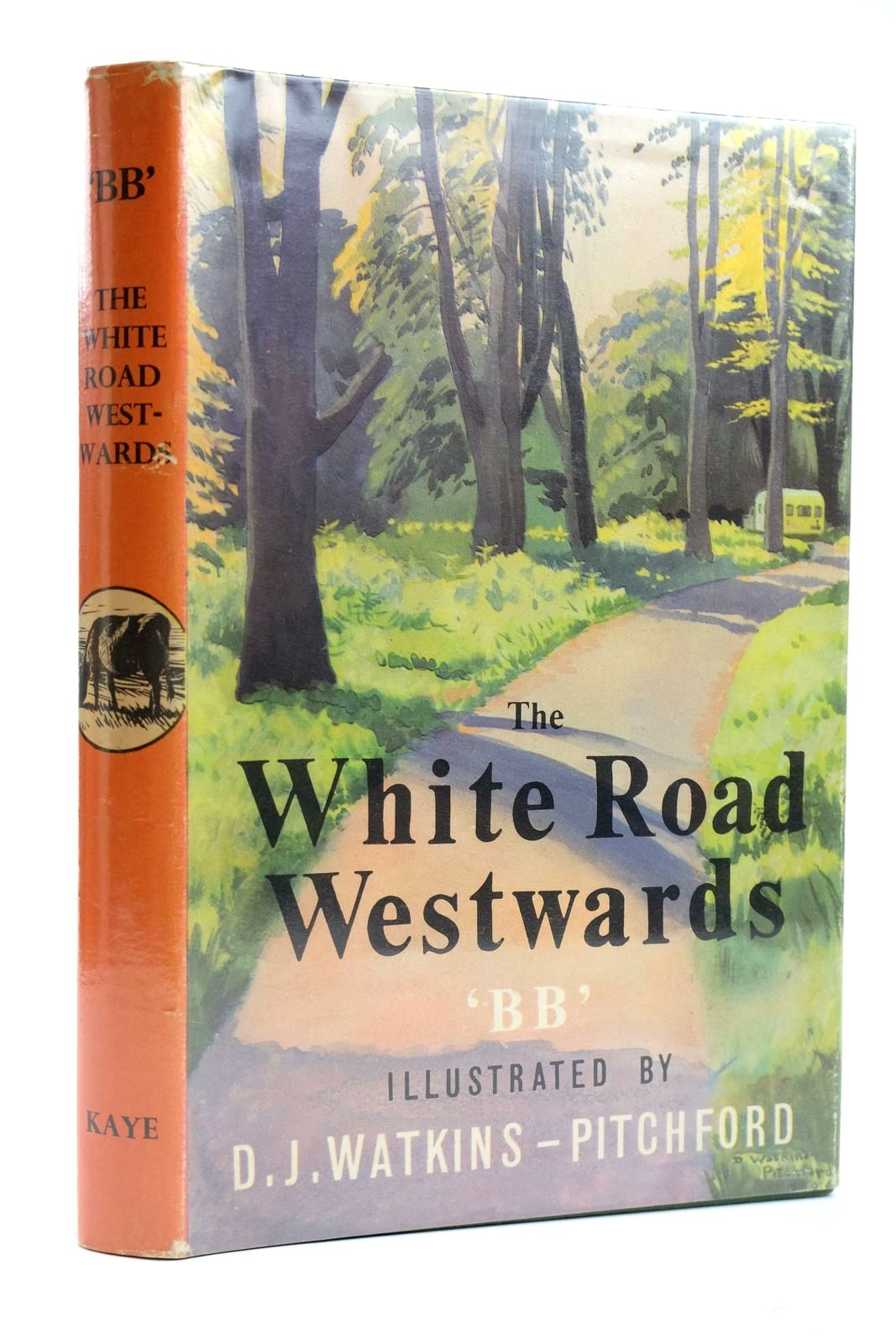 Photo of THE WHITE ROAD WESTWARDS- Stock Number: 2131774