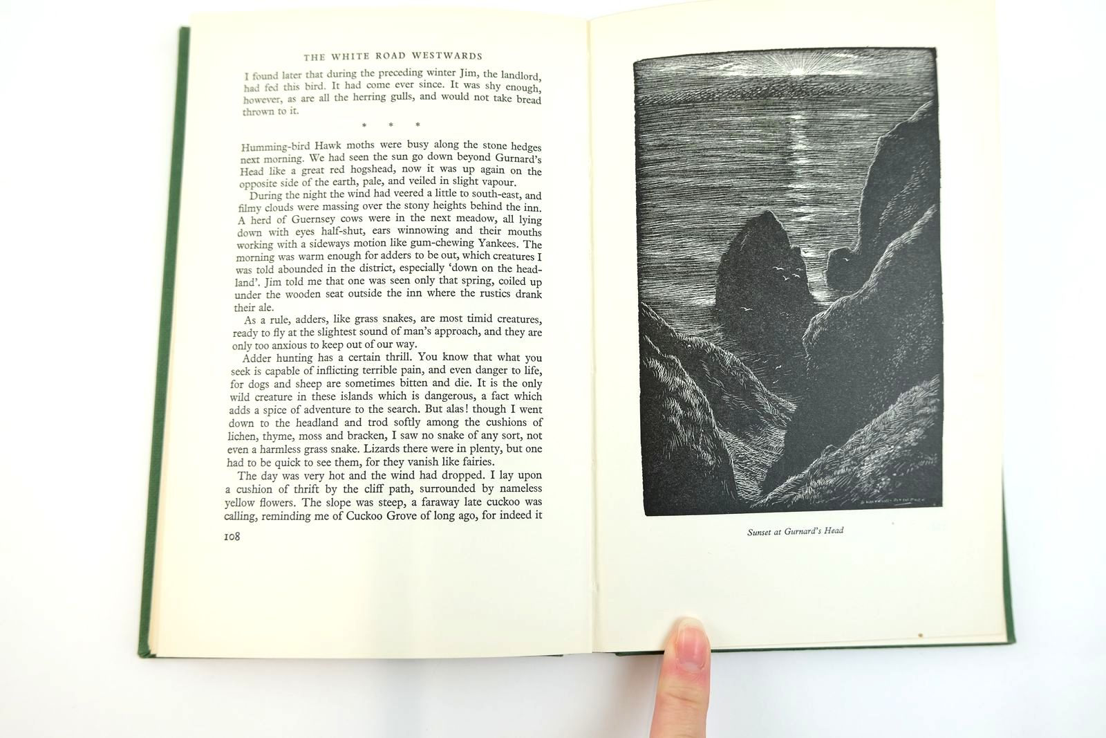 Photo of THE WHITE ROAD WESTWARDS written by BB,  illustrated by BB,  published by Nicholas Kaye (STOCK CODE: 2131774)  for sale by Stella & Rose's Books