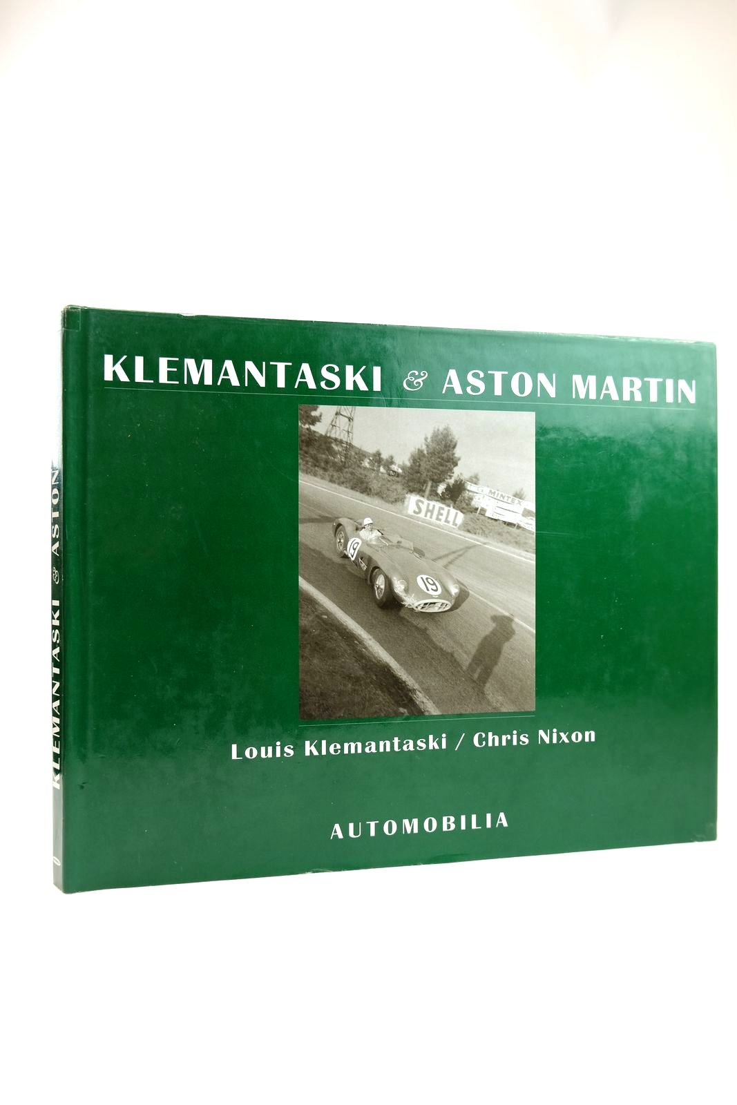 Photo of KLEMANTASKI & ASTON MARTIN 1948-1959 written by Klemantaski, Louis Nixon, Chris published by Automobilia (STOCK CODE: 2131778)  for sale by Stella & Rose's Books
