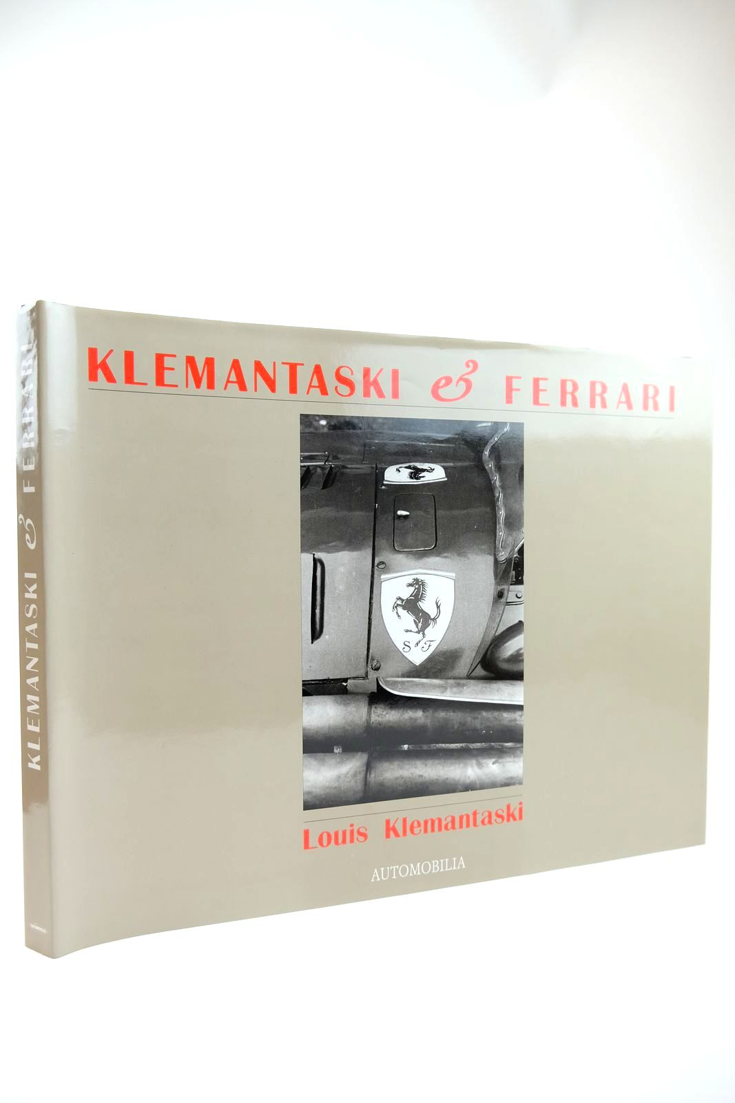 Photo of KLEMANTASKI & FERRARI written by Klemantaski, Louis Alexander, Jesse L. published by Automobilia (STOCK CODE: 2131779)  for sale by Stella & Rose's Books
