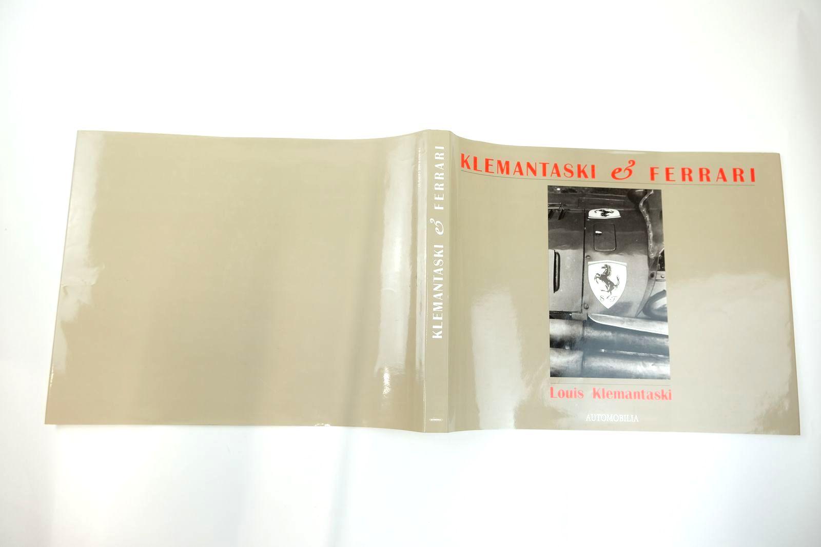 Photo of KLEMANTASKI & FERRARI written by Klemantaski, Louis Alexander, Jesse L. published by Automobilia (STOCK CODE: 2131779)  for sale by Stella & Rose's Books