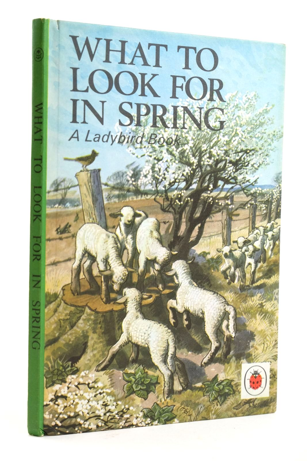 Photo of WHAT TO LOOK FOR IN SPRING written by Watson, E.L. Grant illustrated by Tunnicliffe, C.F. published by Wills & Hepworth Ltd. (STOCK CODE: 2131782)  for sale by Stella & Rose's Books