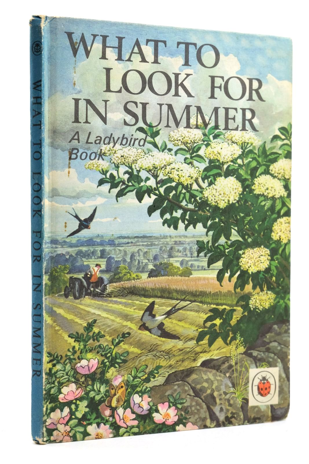 Photo of WHAT TO LOOK FOR IN SUMMER written by Watson, E.L. Grant illustrated by Tunnicliffe, C.F. published by Wills & Hepworth Ltd. (STOCK CODE: 2131784)  for sale by Stella & Rose's Books