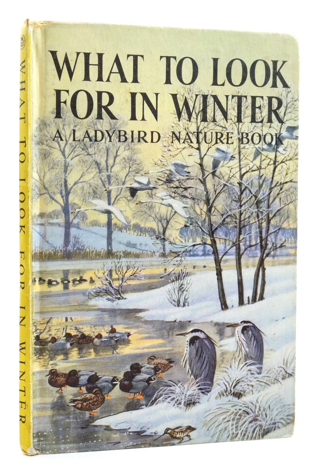Photo of WHAT TO LOOK FOR IN WINTER written by Watson, E.L. Grant illustrated by Tunnicliffe, C.F. published by Wills & Hepworth Ltd. (STOCK CODE: 2131785)  for sale by Stella & Rose's Books