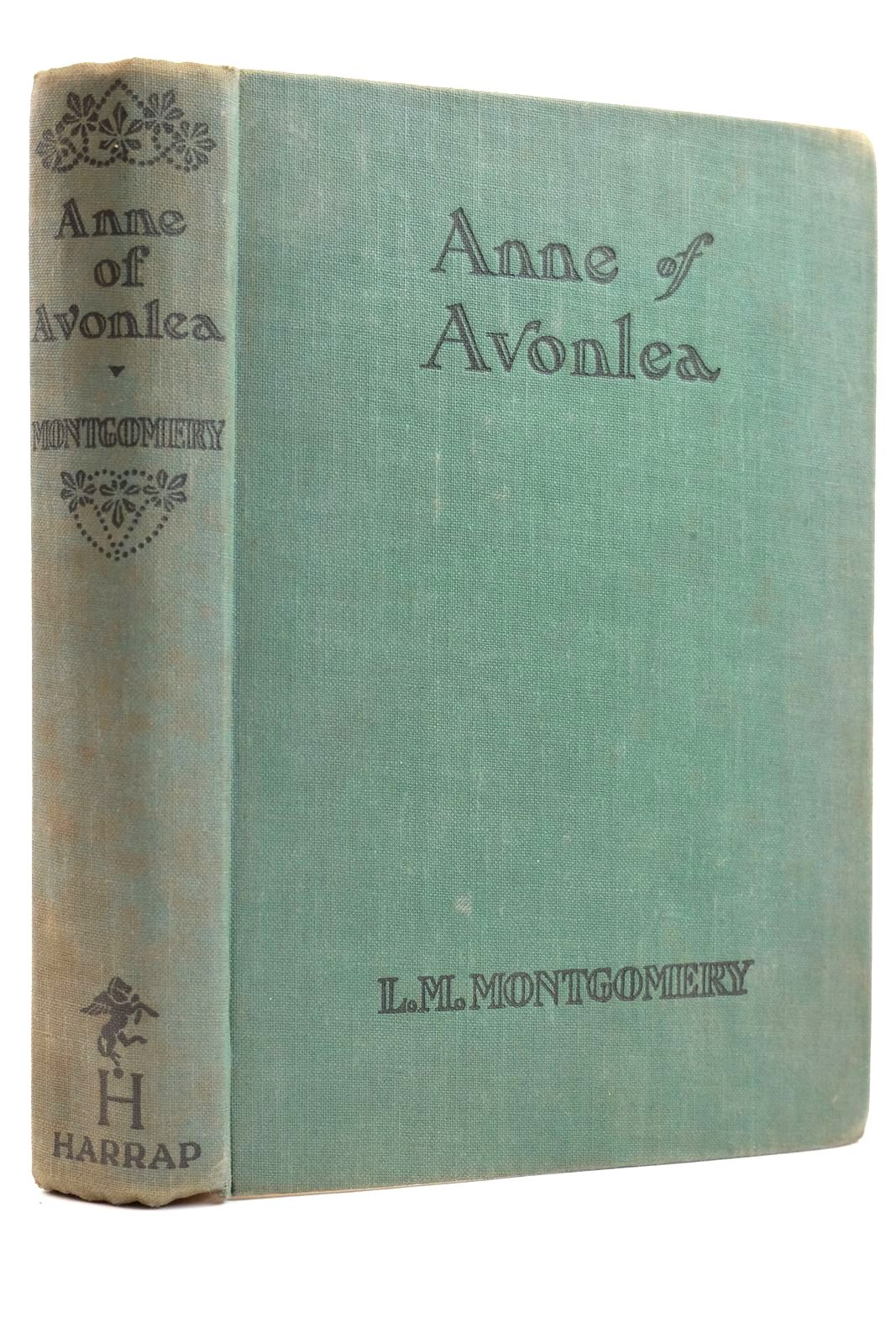 Photo of ANNE OF AVONLEA written by Montgomery, L.M. published by George G. Harrap & Co. Ltd. (STOCK CODE: 2131791)  for sale by Stella & Rose's Books