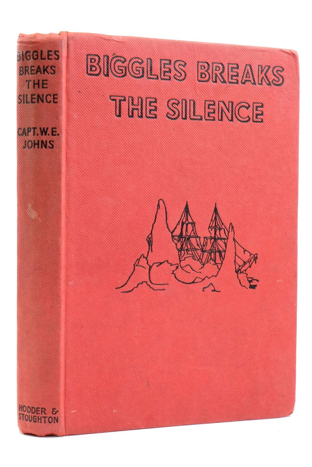 Photo of BIGGLES BREAKS THE SILENCE- Stock Number: 2131797