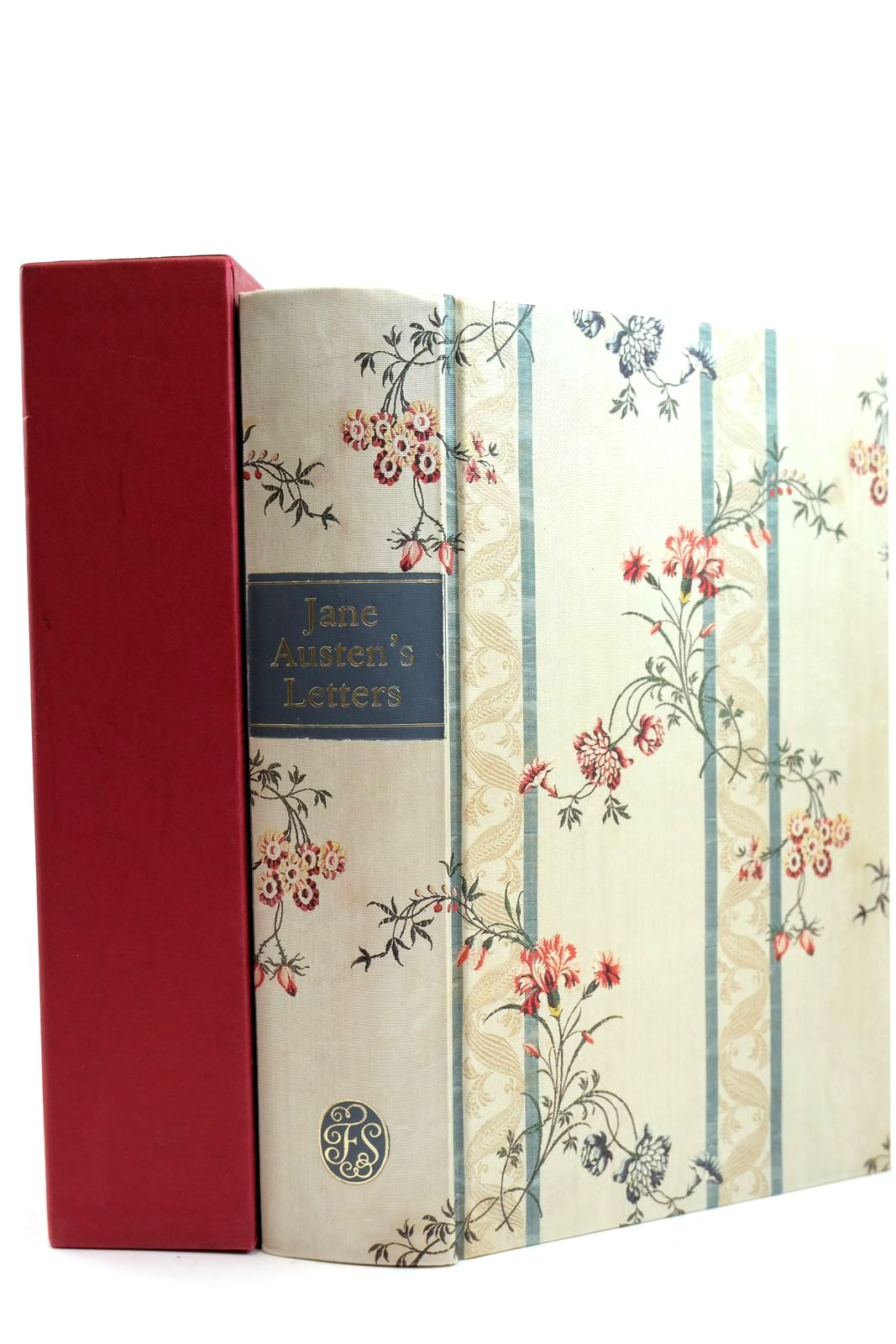 Photo of JANE AUSTEN'S LETTERS written by Austen, Jane<br />Le Faye, Deirdre published by Folio Society (STOCK CODE: 2131803)  for sale by Stella & Rose's Books