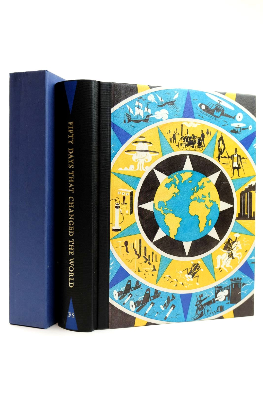 Photo of FIFTY DAYS THAT CHANGED THE WORLD written by Williams, Hywel published by Folio Society (STOCK CODE: 2131806)  for sale by Stella & Rose's Books