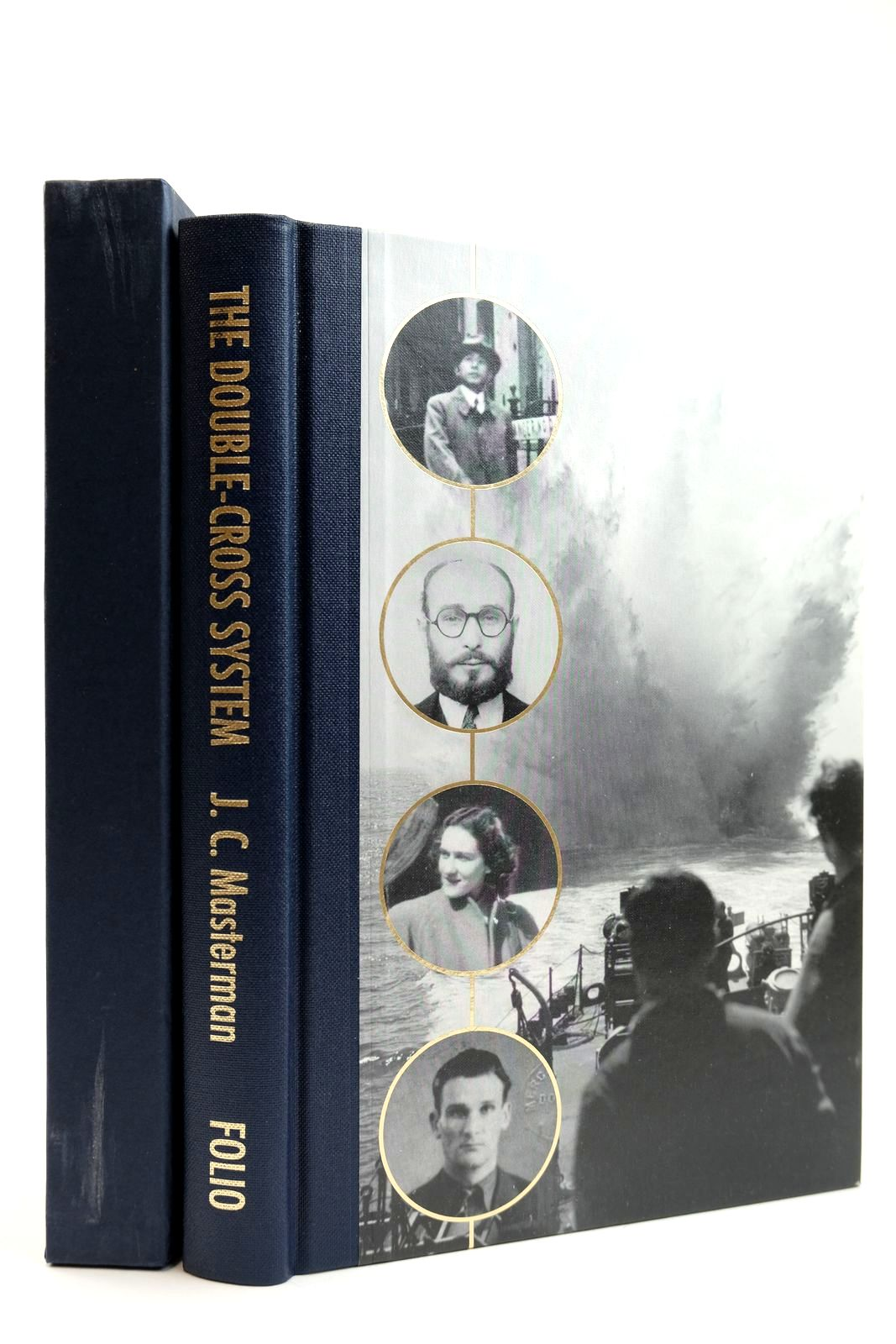 Photo of THE DOUBLE-CROSS SYSTEM IN THE WAR OF 1939 TO 1945 written by Masterman, J.C.<br />Foot, M.R.D. published by Folio Society (STOCK CODE: 2131810)  for sale by Stella & Rose's Books
