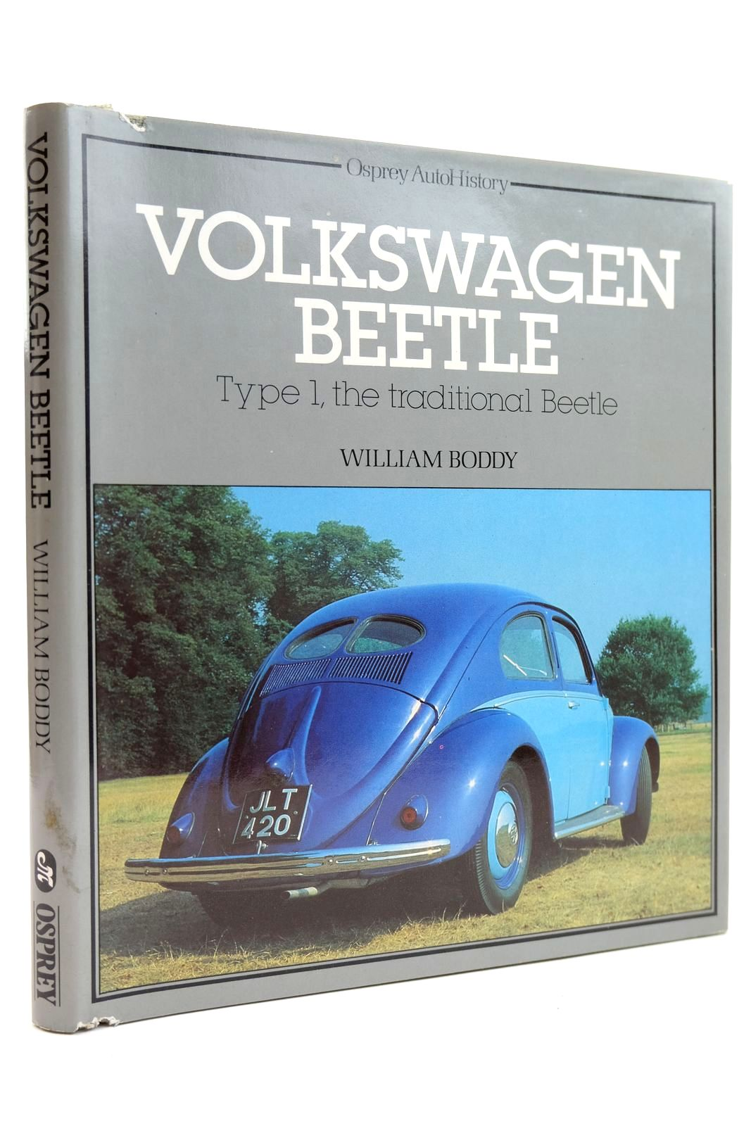 Photo of VOLKSWAGEN BEETLE TYPE 1, THE TRADITIONAL BEETLE written by Boddy, William published by Osprey Publications Ltd (STOCK CODE: 2131825)  for sale by Stella & Rose's Books