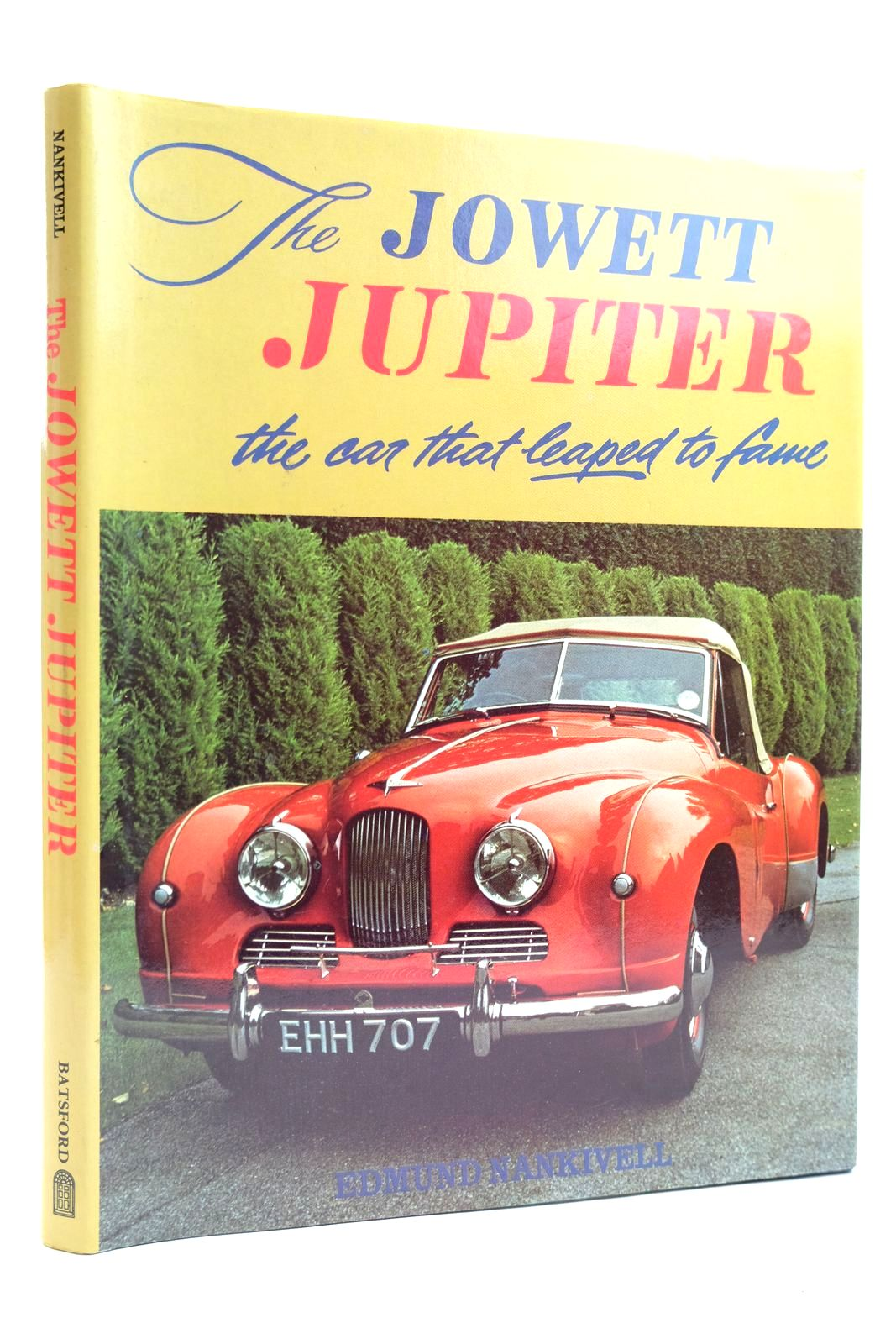 Photo of THE JOWETT JUPITER THE CAR THAT LEAPED TO FAME- Stock Number: 2131827