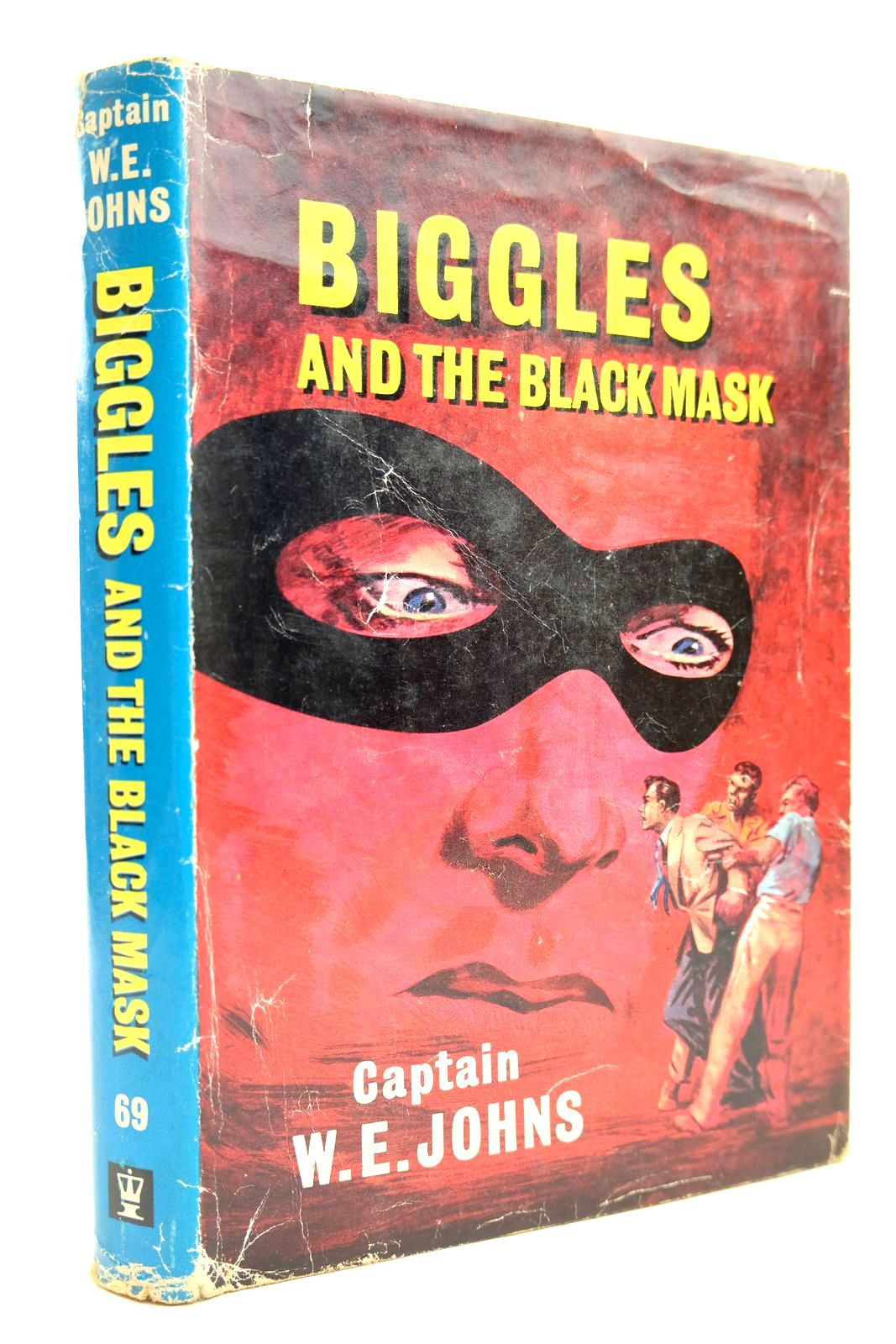 Photo of BIGGLES AND THE BLACK MASK- Stock Number: 2131853