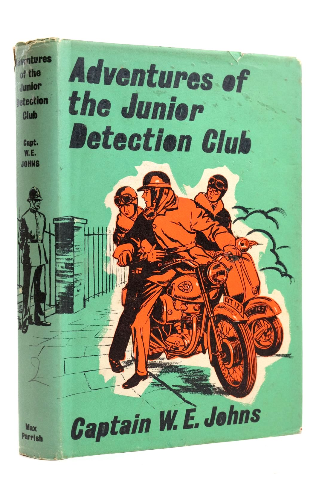 Photo of ADVENTURES OF THE JUNIOR DETECTION CLUB