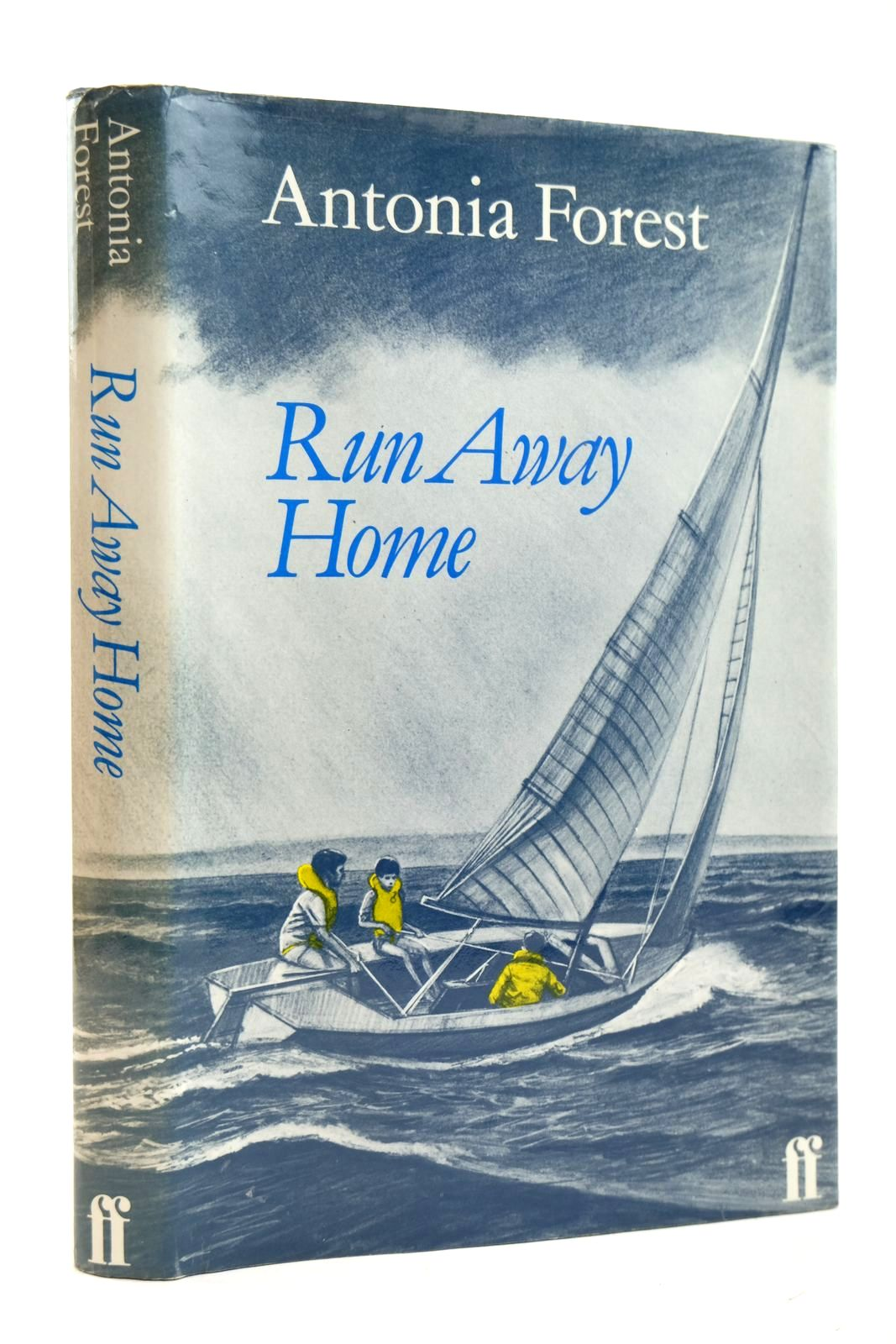 Photo of RUN AWAY HOME written by Forest, Antonia published by Faber & Faber (STOCK CODE: 2131856)  for sale by Stella & Rose's Books