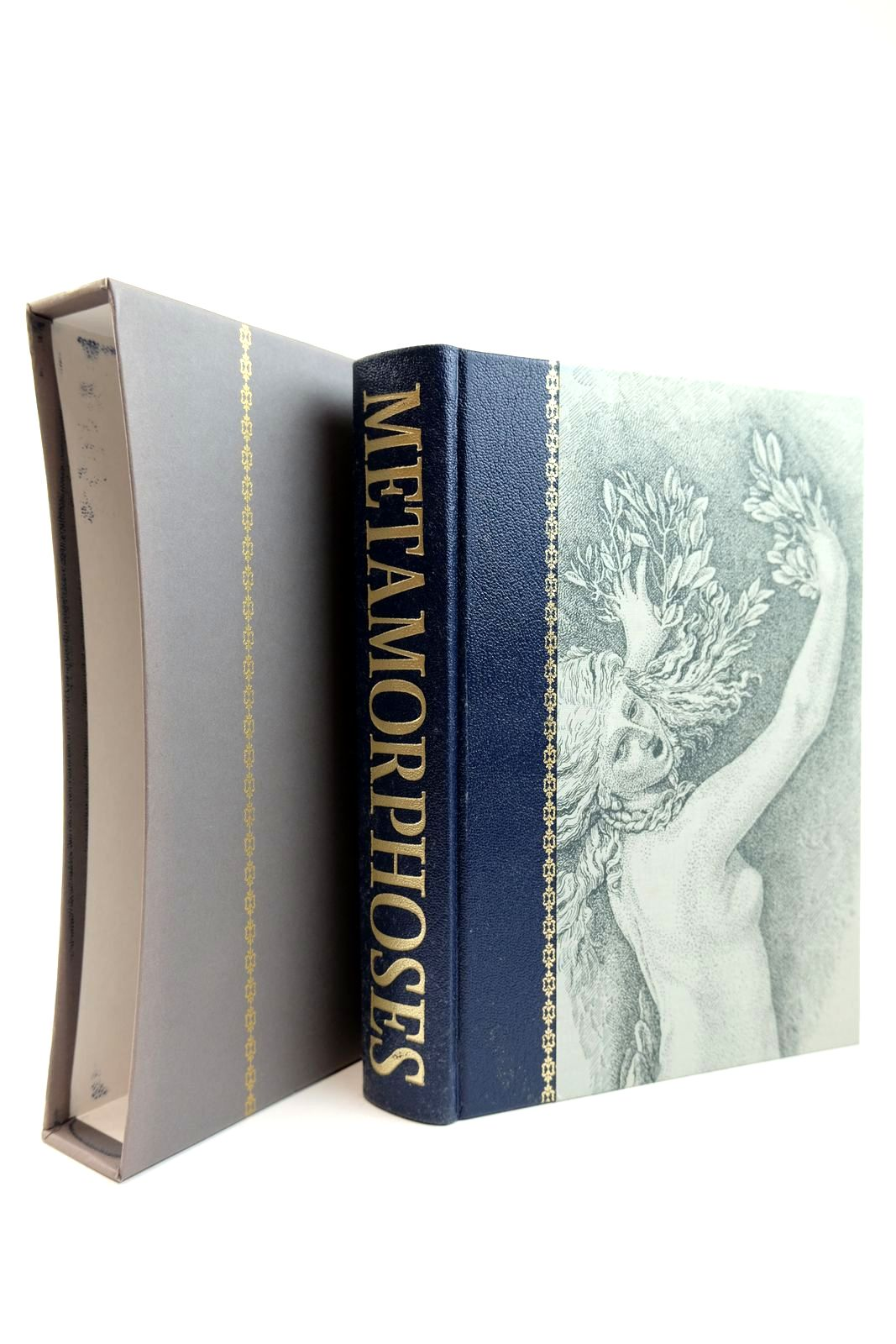 Photo of METAMORPHOSES written by Ovid,  illustrated by Smith, Richard Shirley published by Folio Society (STOCK CODE: 2131861)  for sale by Stella & Rose's Books