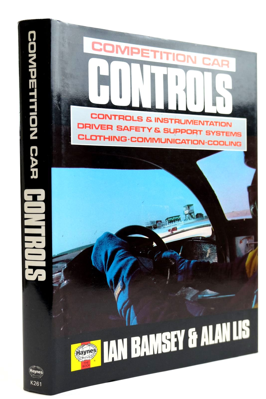Photo of COMPETITION CAR CONTROLS written by Bamsey, Ian<br />Lis, Alan published by Foulis, Haynes Publishing Group (STOCK CODE: 2131867)  for sale by Stella & Rose's Books