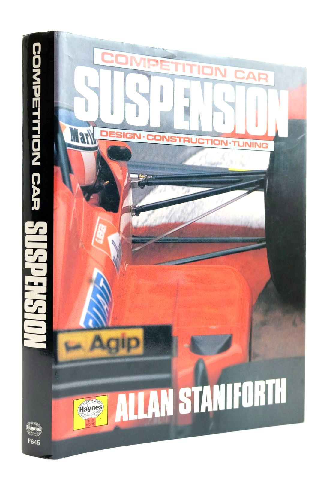 Photo of COMPETITION CAR SUSPENSION written by Staniforth, Allan published by Haynes (STOCK CODE: 2131876)  for sale by Stella & Rose's Books