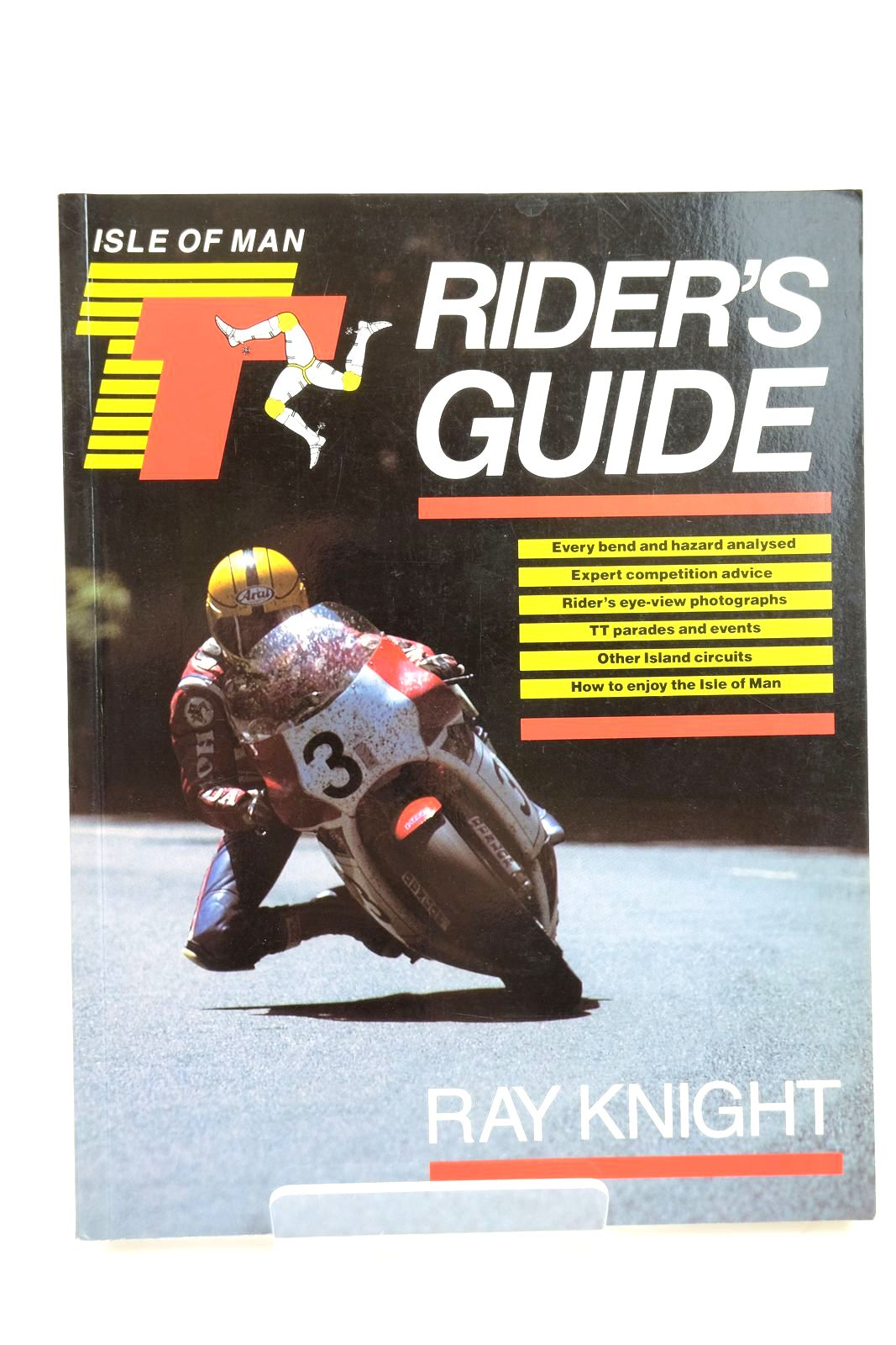 Photo of ISLE OF MAN TT RIDER'S GUIDE- Stock Number: 2131877