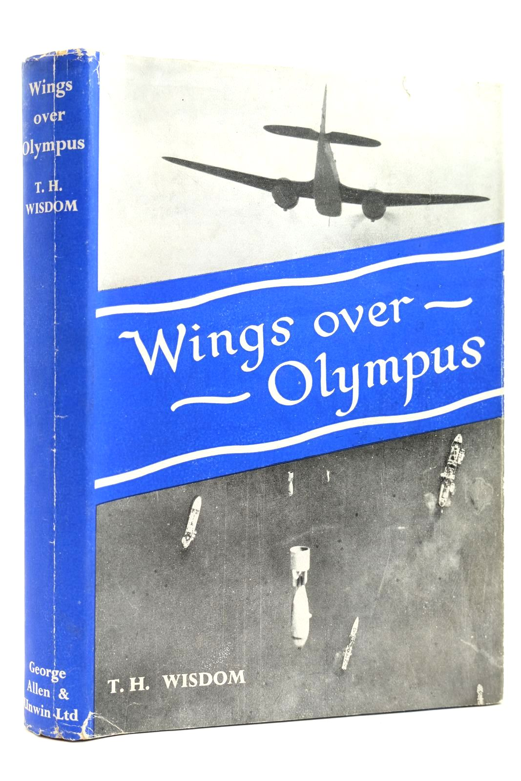 Photo of WINGS OVER OLYMPUS- Stock Number: 2131886