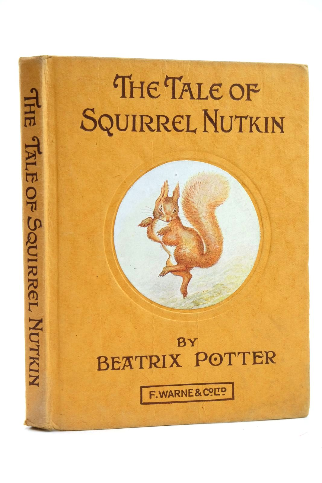 Photo of THE TALE OF SQUIRREL NUTKIN written by Potter, Beatrix illustrated by Potter, Beatrix published by Frederick Warne & Co Ltd. (STOCK CODE: 2131889)  for sale by Stella & Rose's Books