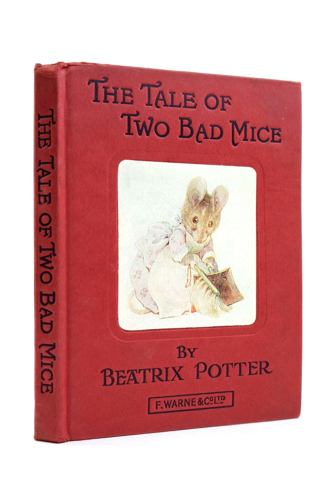 Photo of THE TALE OF TWO BAD MICE written by Potter, Beatrix illustrated by Potter, Beatrix published by Frederick Warne & Co Ltd. (STOCK CODE: 2131891)  for sale by Stella & Rose's Books
