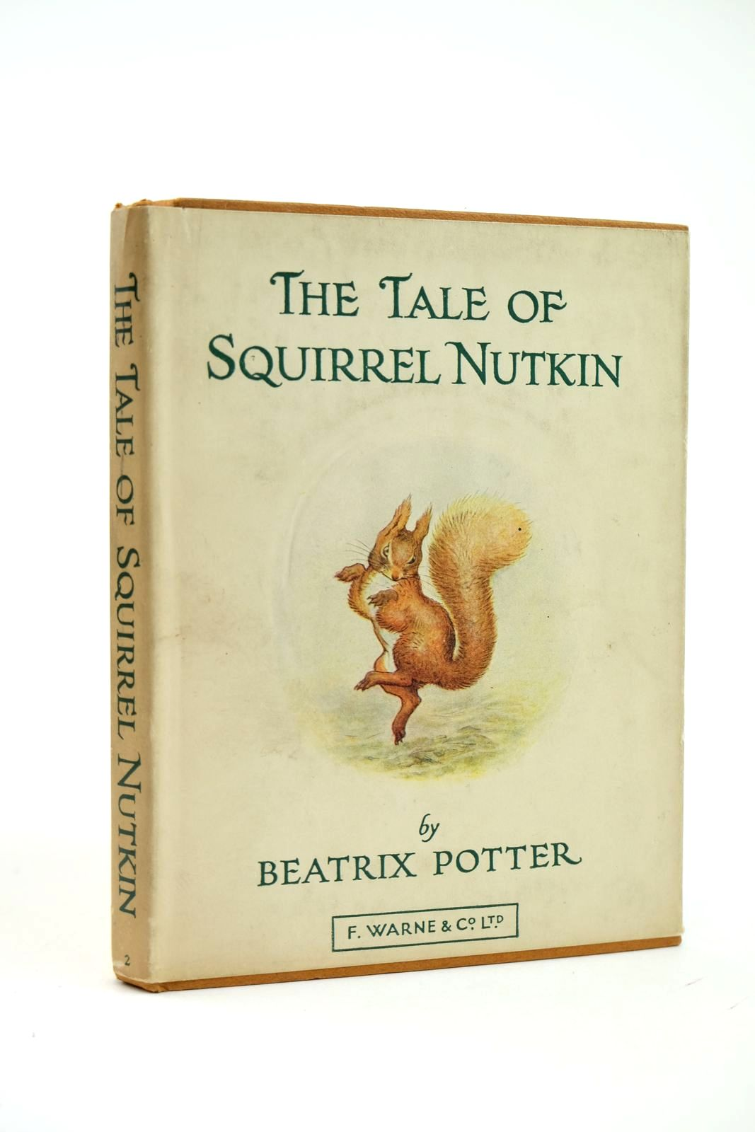 Photo of THE TALE OF SQUIRREL NUTKIN- Stock Number: 2131895