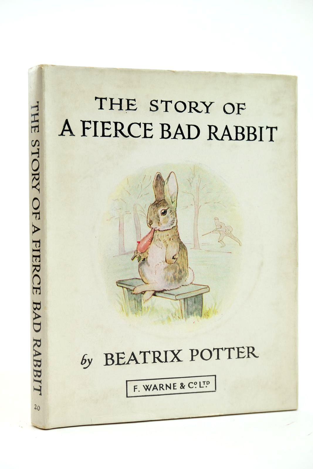 Photo of THE STORY OF A FIERCE BAD RABBIT written by Potter, Beatrix published by Frederick Warne & Co Ltd. (STOCK CODE: 2131898)  for sale by Stella & Rose's Books