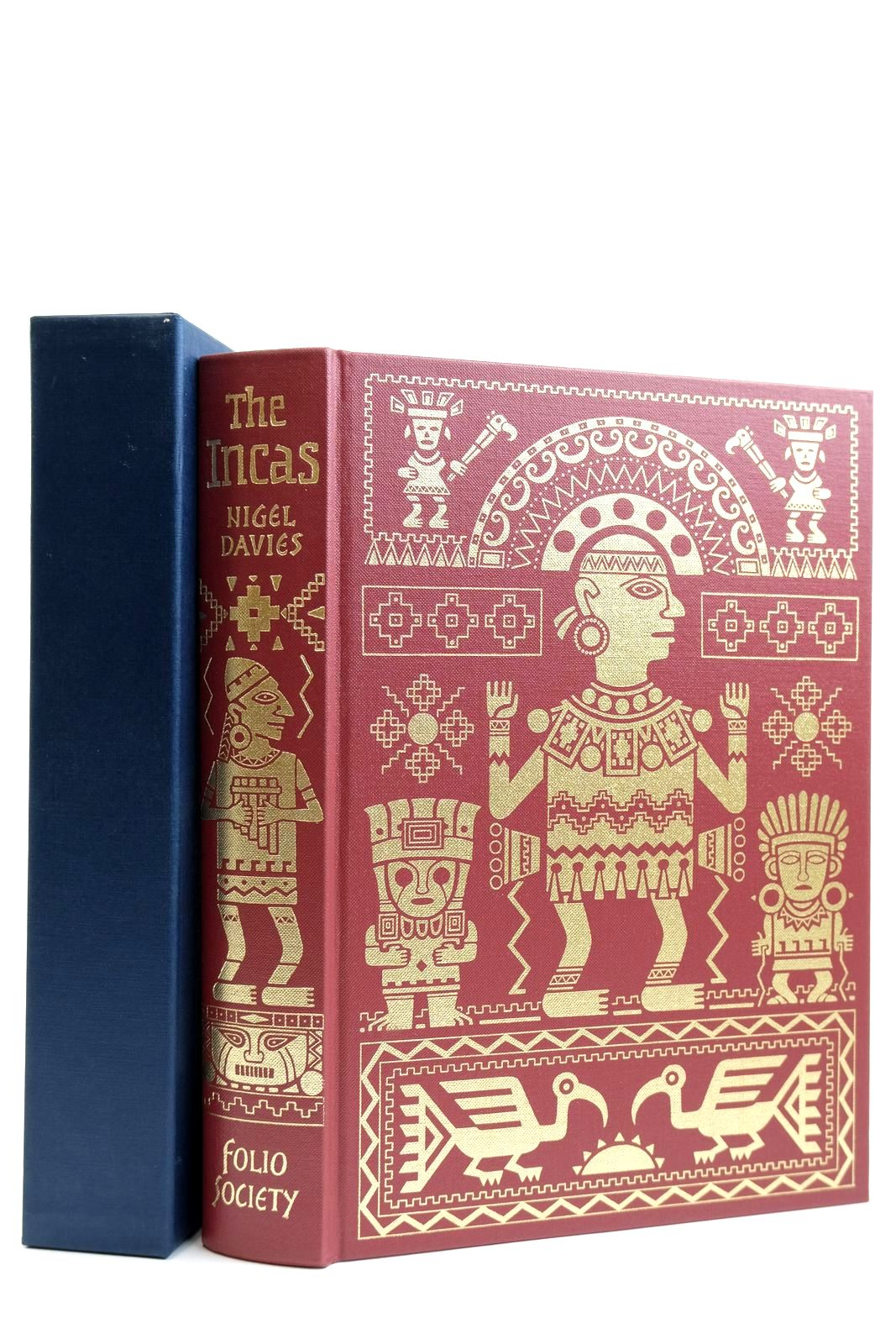 Photo of THE INCAS written by Davies, Nigel