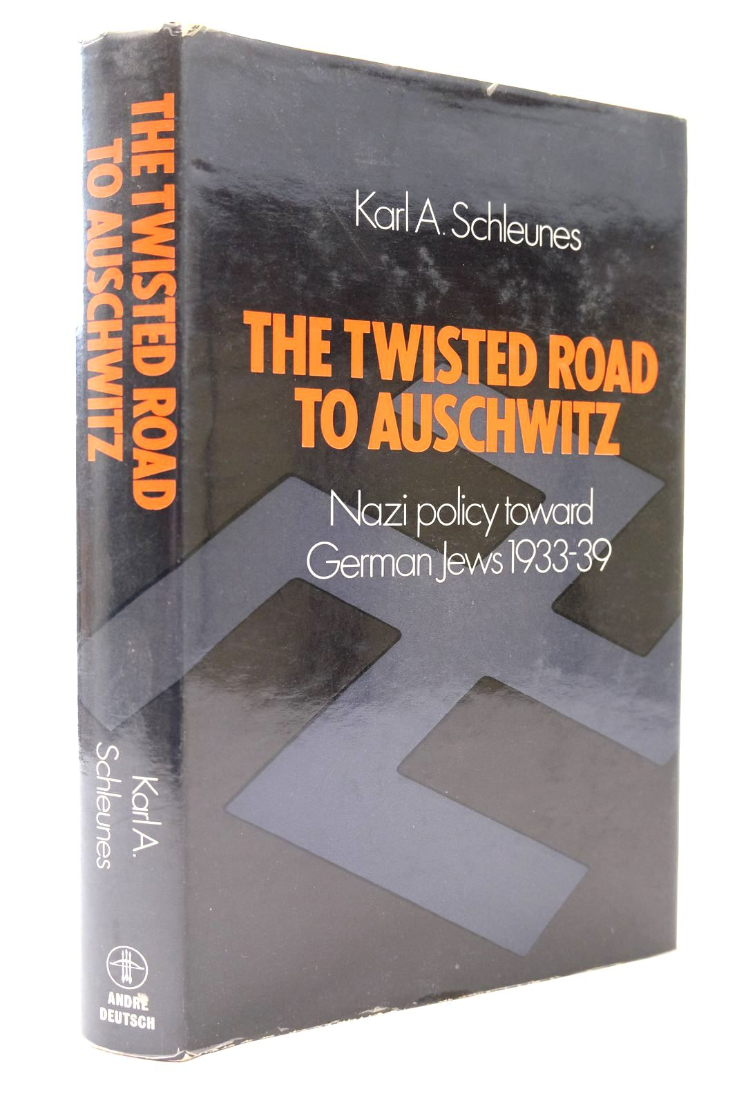 Photo of THE TWISTED ROAD TO AUSCHWITZ- Stock Number: 2131904