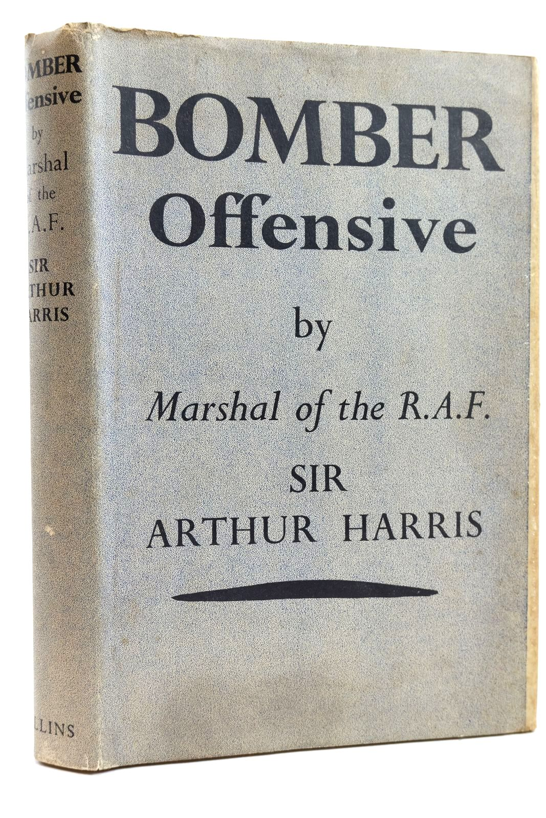 Photo of BOMBER OFFENSIVE written by Harris, Arthur published by Collins (STOCK CODE: 2131909)  for sale by Stella & Rose's Books