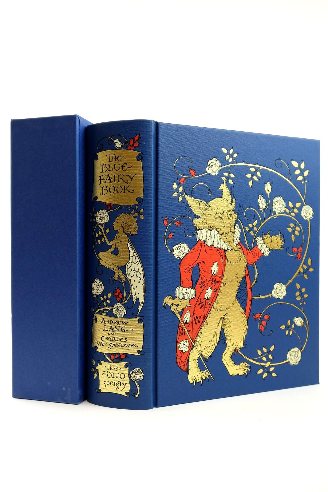 Photo of THE BLUE FAIRY BOOK- Stock Number: 2131928