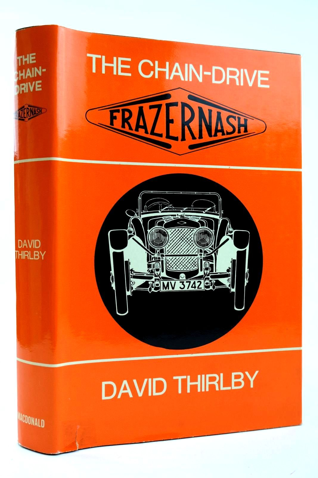 Photo of THE CHAIN-DRIVE FRAZER NASH- Stock Number: 2131933