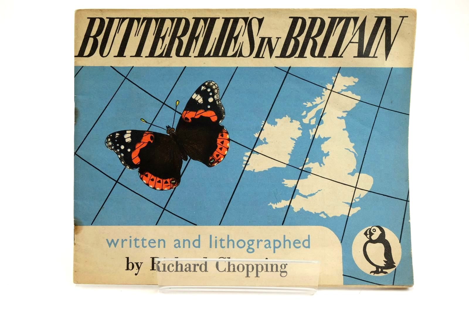 Photo of BUTTERFLIES IN BRITAIN- Stock Number: 2131940