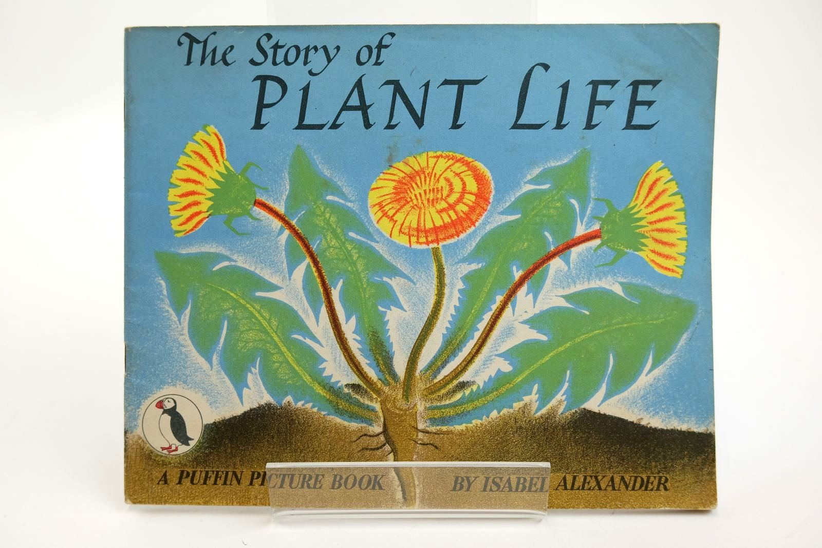 Photo of THE STORY OF PLANT LIFE written by Alexander, Isabel illustrated by Alexander, Isabel published by Penguin Books (STOCK CODE: 2131943)  for sale by Stella & Rose's Books