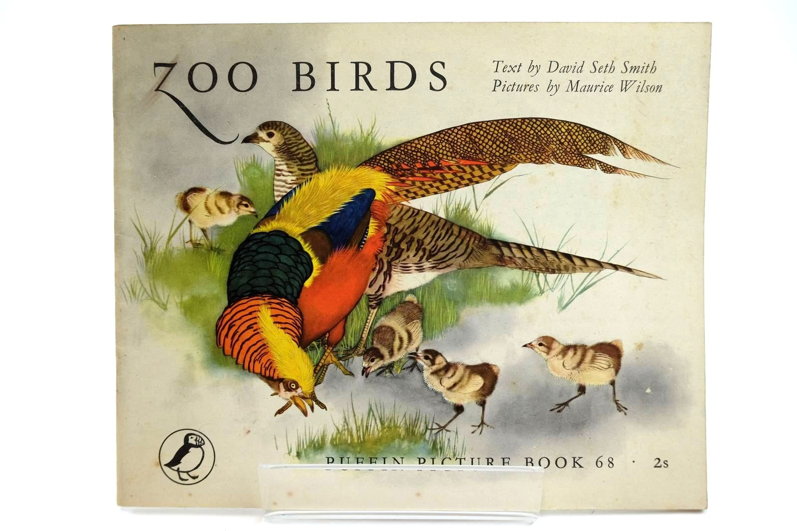 Photo of ZOO BIRDS- Stock Number: 2131944