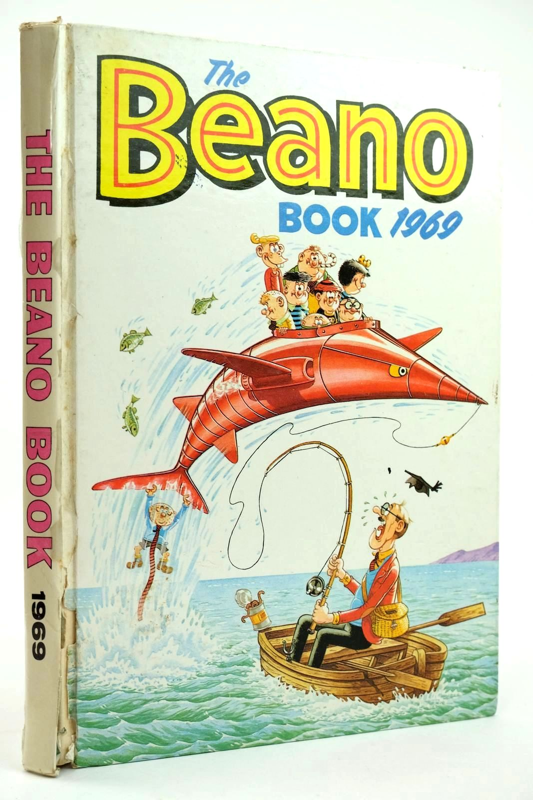 Photo of THE BEANO BOOK 1969- Stock Number: 2131960