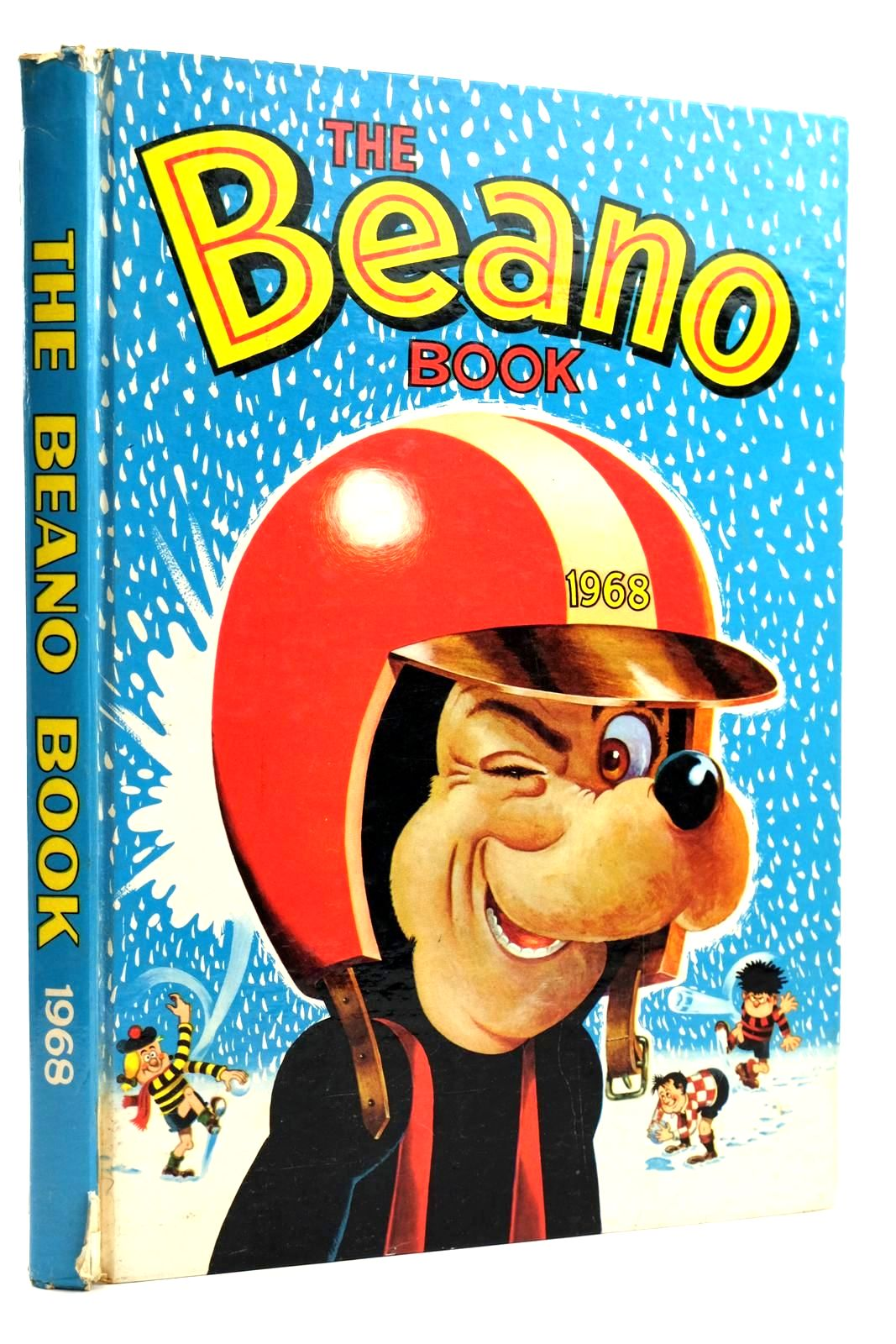 Photo of THE BEANO BOOK 1968- Stock Number: 2131961