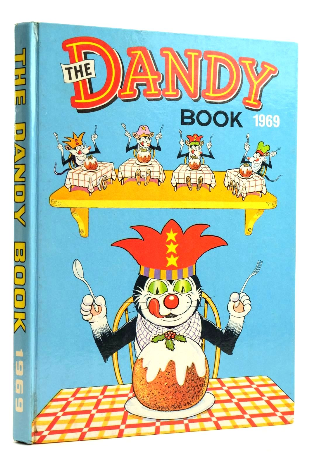 Photo of THE DANDY BOOK 1969- Stock Number: 2131964