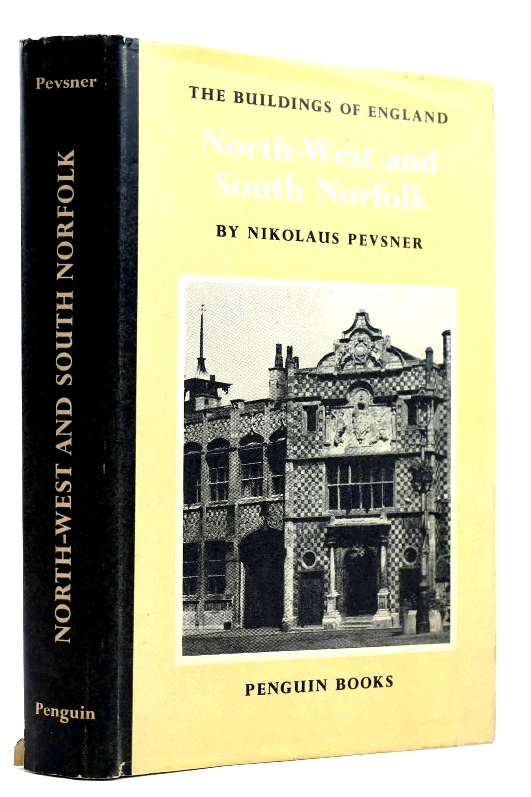 Photo of NORTH-WEST AND SOUTH NORFOLK (BUILDINGS OF ENGLAND) written by Pevsner, Nikolaus published by Penguin (STOCK CODE: 2131969)  for sale by Stella & Rose's Books