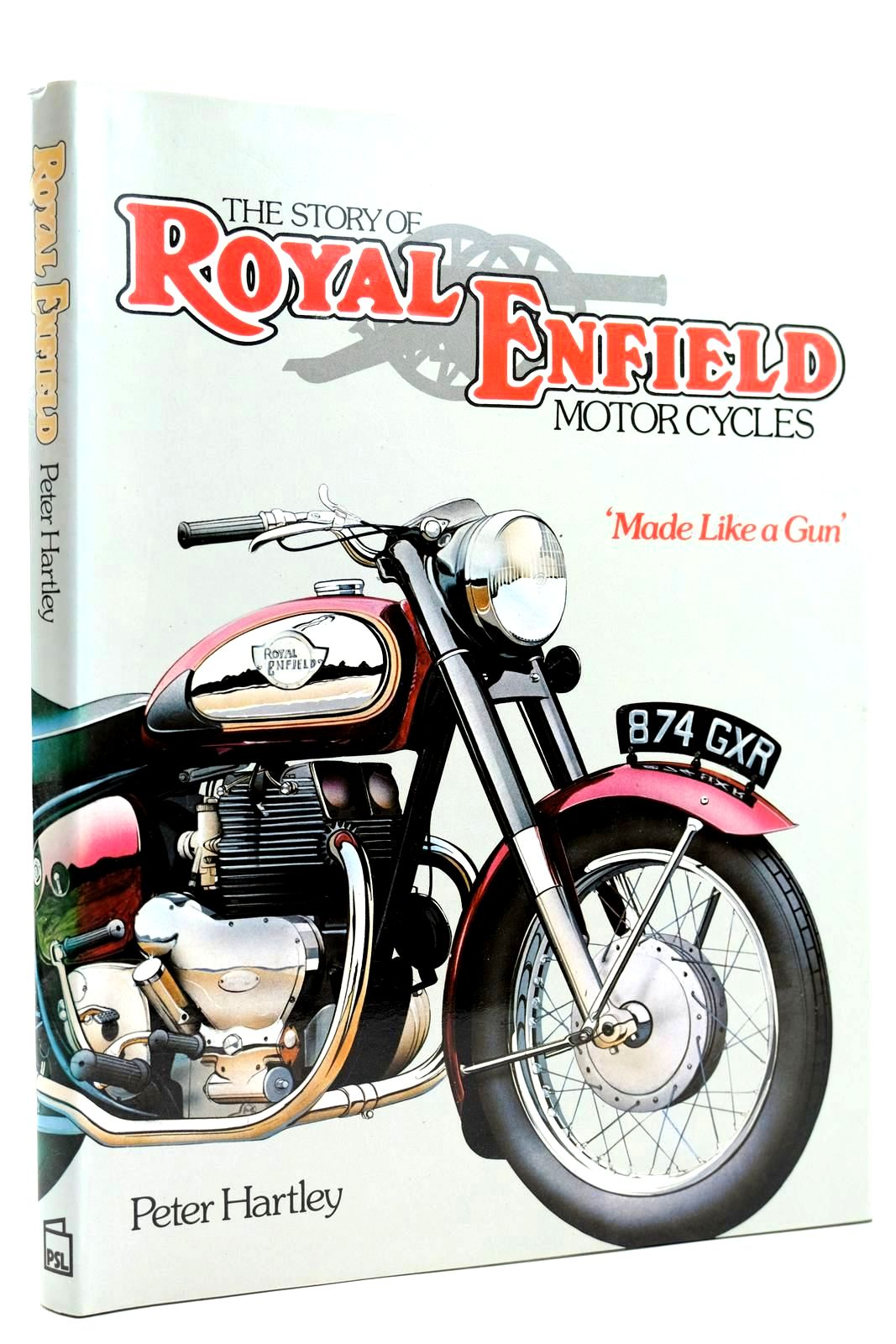 Photo of THE STORY OF ROYAL ENFIELD MOTOR CYCLES written by Hartley, Peter published by Patrick Stephens (STOCK CODE: 2131988)  for sale by Stella & Rose's Books