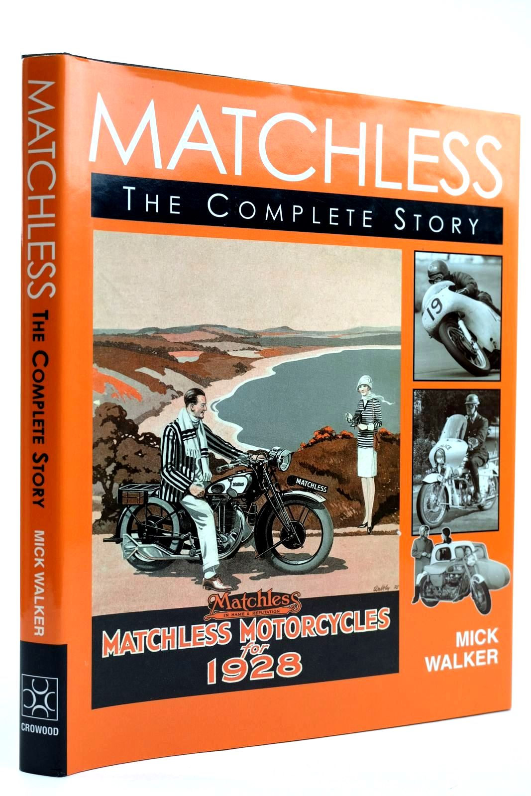 Photo of MATCHLESS THE COMPLETE STORY- Stock Number: 2131989