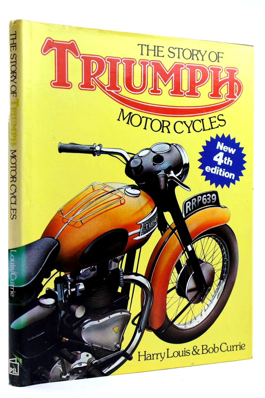 Photo of THE STORY OF TRIUMPH MOTOR CYCLES- Stock Number: 2131990