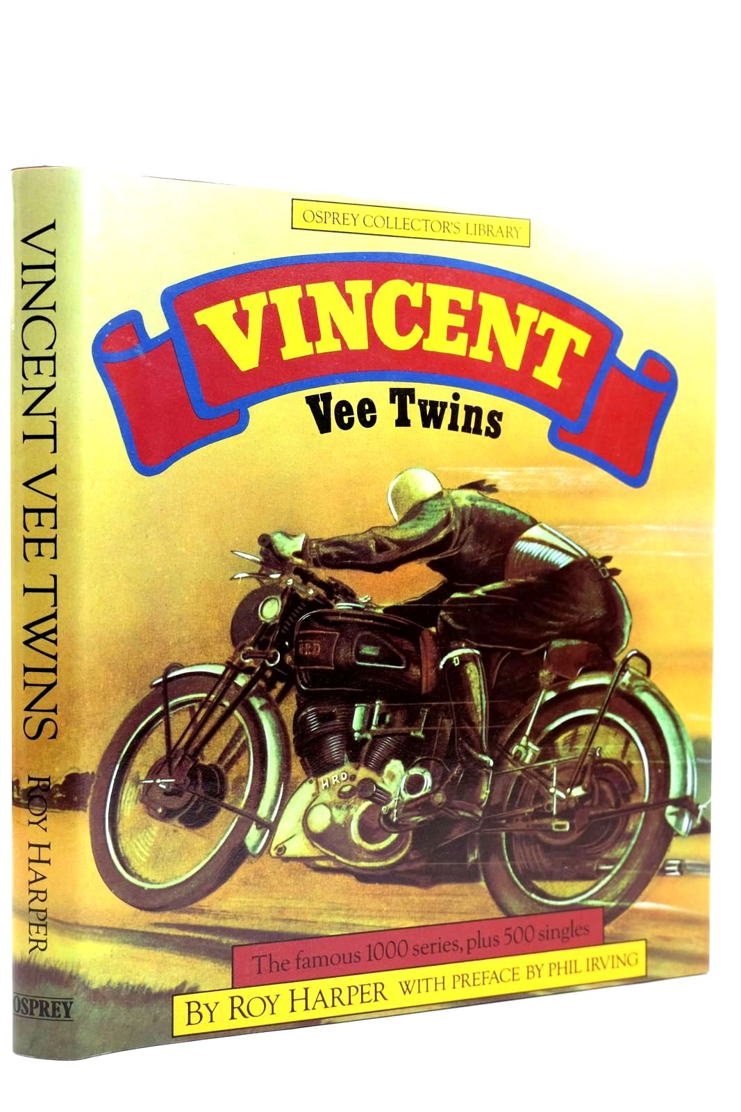 Photo of VINCENT VEE-TWINS written by Harper, Roy published by Osprey Publishing (STOCK CODE: 2131994)  for sale by Stella & Rose's Books
