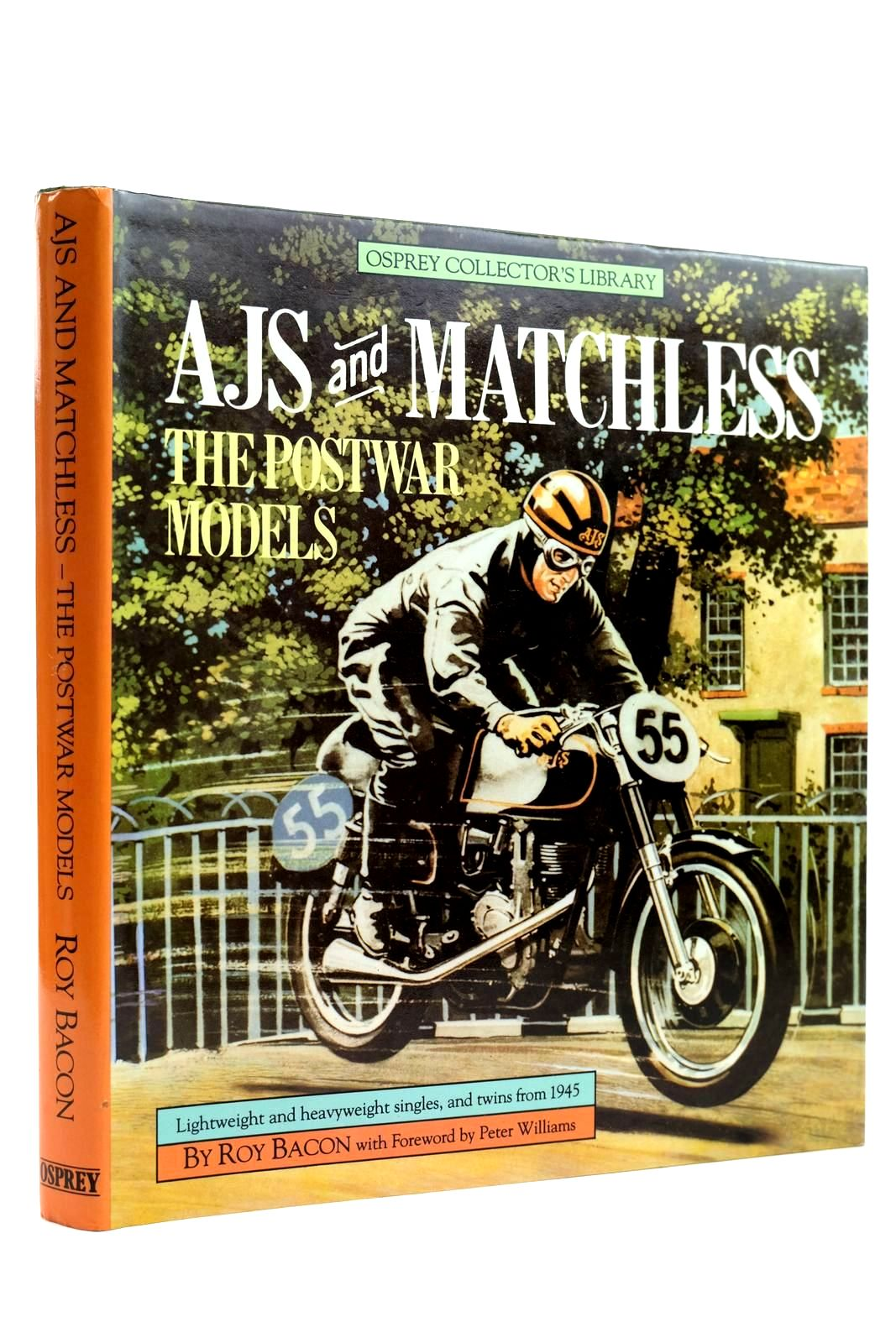 Photo of AJS AND MATCHLESS THE POSTWAR MODELS- Stock Number: 2131996