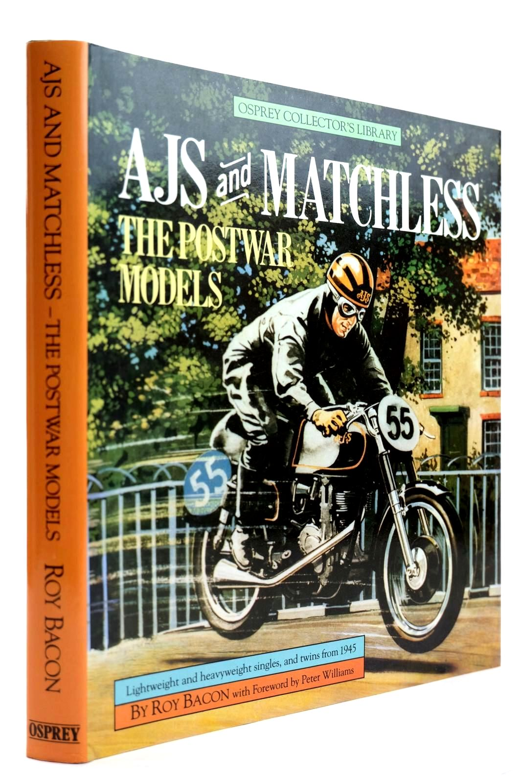 Photo of AJS AND MATCHLESS THE POSTWAR MODELS- Stock Number: 2131999