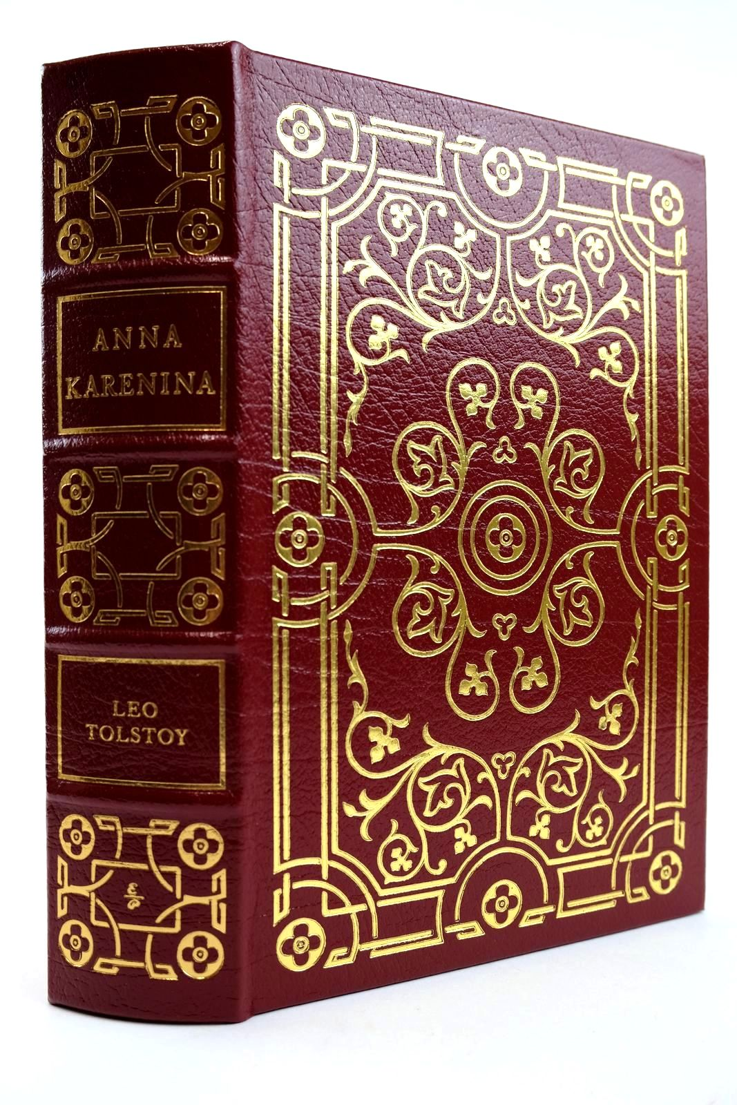 Photo of ANNA KARENINA written by Tolstoy, Leo Garnett, Constance Trilling, Lionel published by Easton Press (STOCK CODE: 2132005)  for sale by Stella & Rose's Books