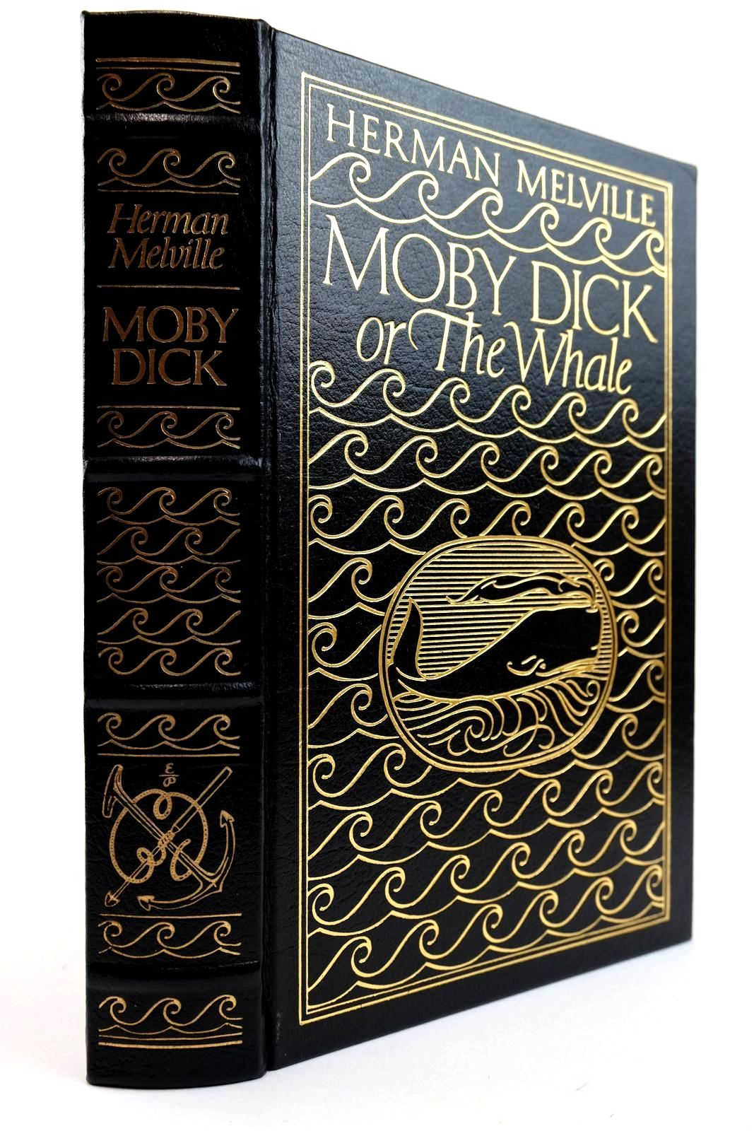 Photo of MOBY DICK; OR, THE WHALE written by Melville, Herman illustrated by Robinson, Boardman published by Easton Press (STOCK CODE: 2132006)  for sale by Stella & Rose's Books