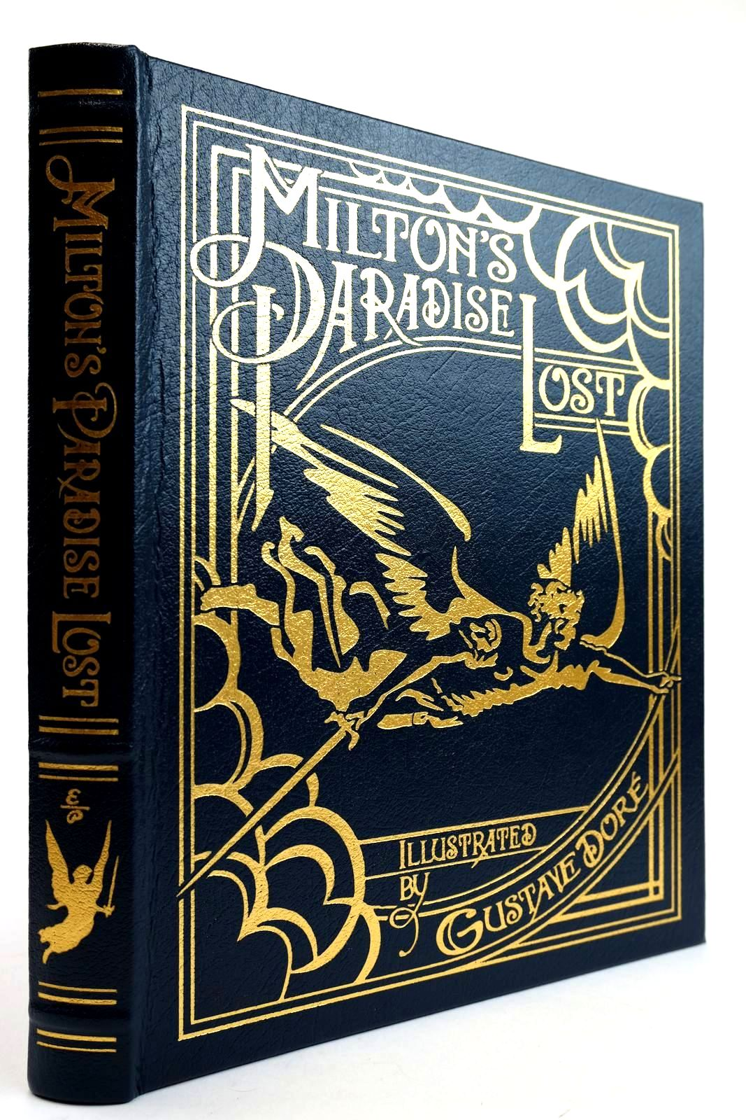Photo of MILTON'S PARADISE LOST written by Milton, John illustrated by Dore, Gustave published by Capella, Arcturus Publishing Ltd. (STOCK CODE: 2132010)  for sale by Stella & Rose's Books